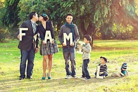 Семья это счастье - цитаты