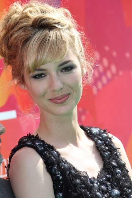 Красивые французские девушки