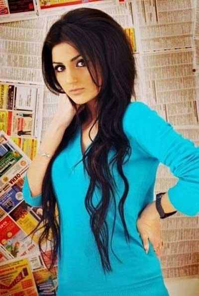 Красивые турецкие девушки - фото