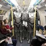 Прикольные люди в метро