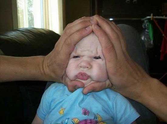 Смешные фотографии детишек