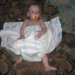 Смешные фотки детей в подгузниках